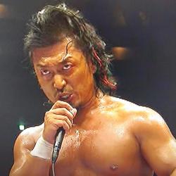2021.04.04=新日本-鷹木信悟が理路整然とした事前協議で挑戦者の順番をまとめる「1位鷹木・2位オカダ」